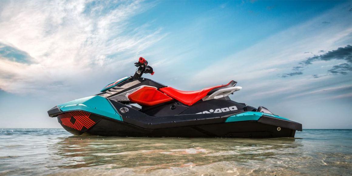 Spark Trixx 2017 de Sea-Doo, la moto náutica más divertida