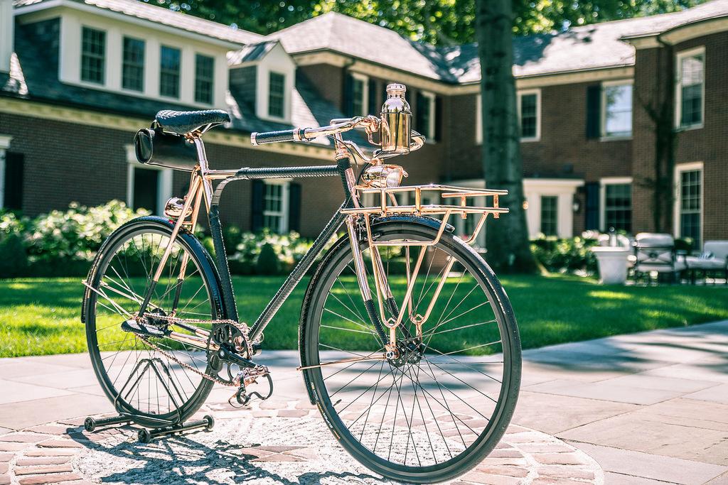 Wheelmen Bicycle, una bicicleta de lujo con sello americano