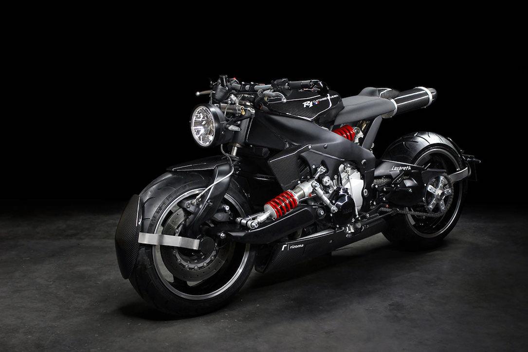 Yamaha YZF R1 por Lazareth, una moto pensando en el futuro