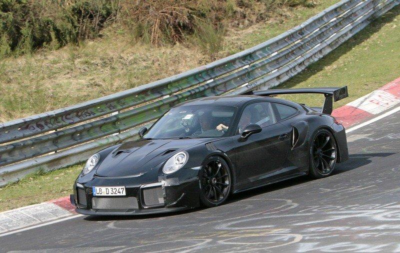 El nuevo Porsche 911 GT2 RS promete ser brutal