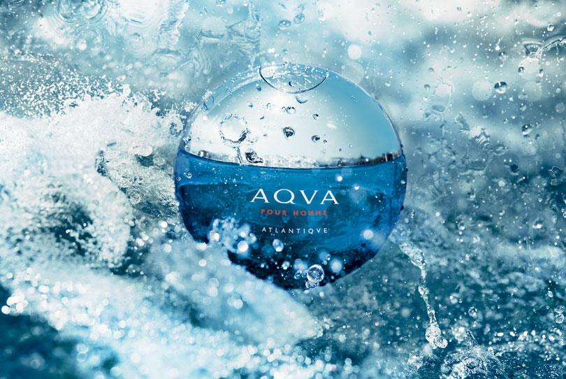 Aqva Pour Homme Atlantique, la nueva fragancia de Bulgari inspirada en el Océano Atlántico