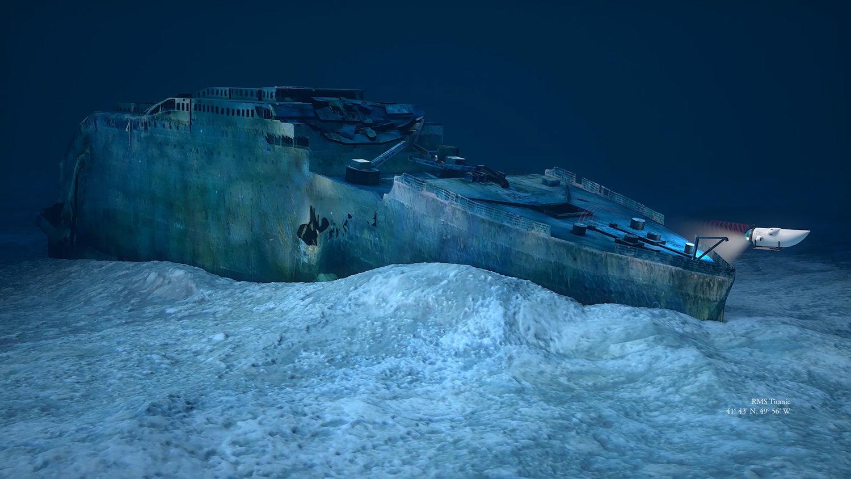 Ahora puedes visitar los restos del Titanic por 97.000 euros