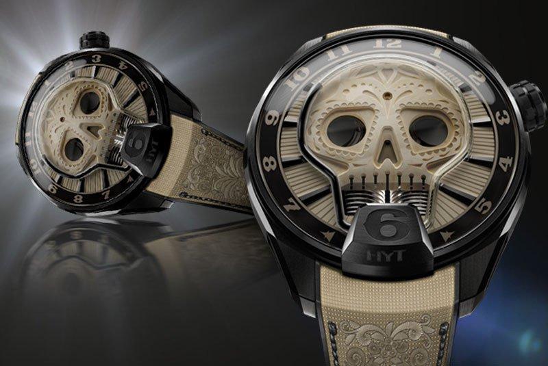 Skull Vida, lo nuevo de HYT para celebrar el Día de los Muertos