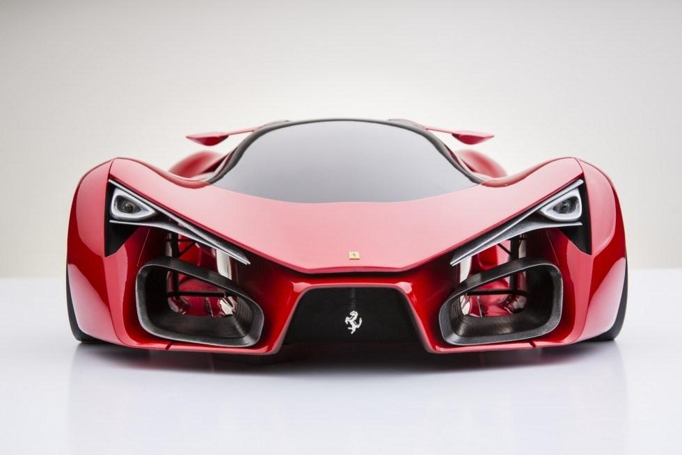 Ferrari F80 Concept, el futurista deportivo que está por llegar