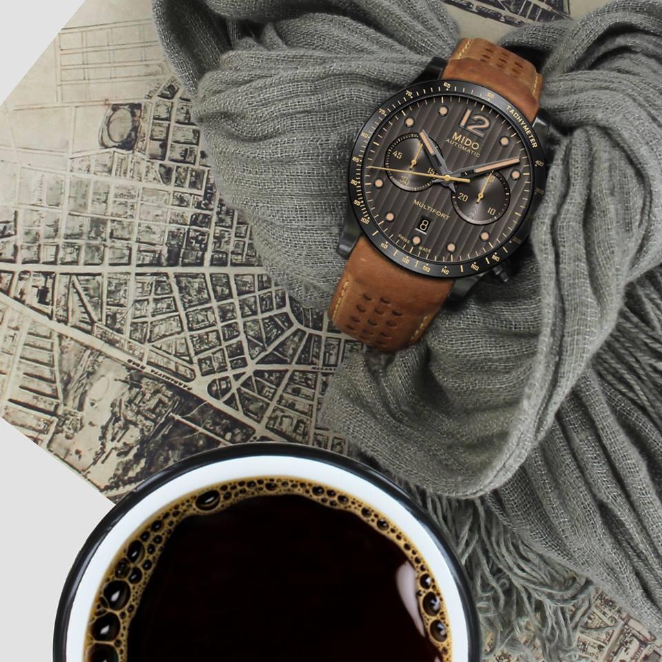 Multifort Cronógrafo Adventure, un reloj para lanzarte a la aventura