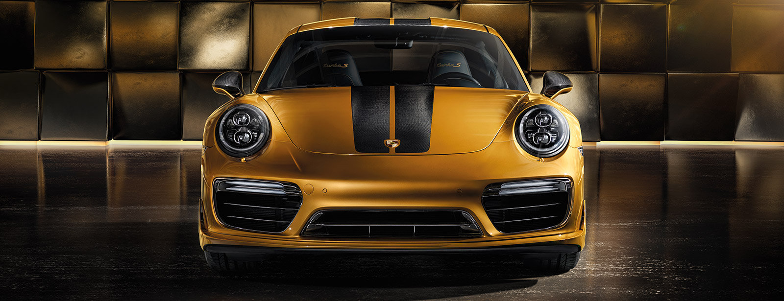 Porsche 911 Turbo S Exclusive Series, el más potente de la historia