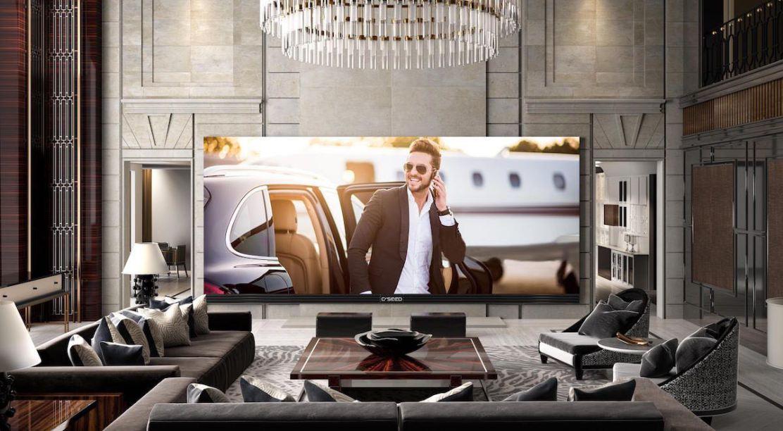 C SEED 262, el televisor 4K más grande del mundo