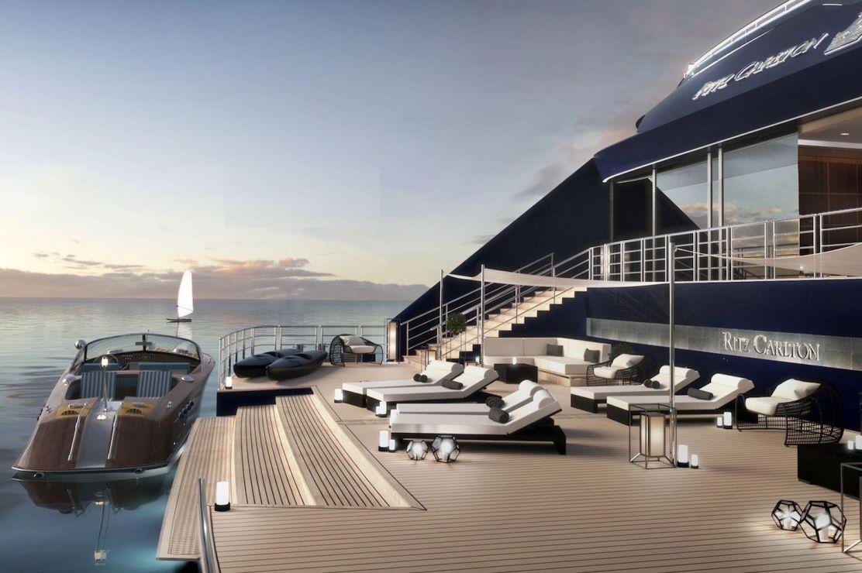 Ritz-Carlton lanza su propia línea de cruceros de lujo
