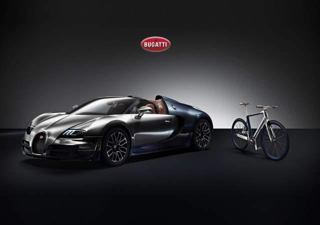 PG Bugatti Bike, la bicicleta urbana más ligera