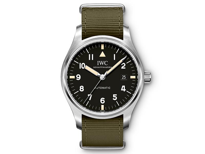 Pilot's Watch Mark XVIII, la hora de los Clásicos