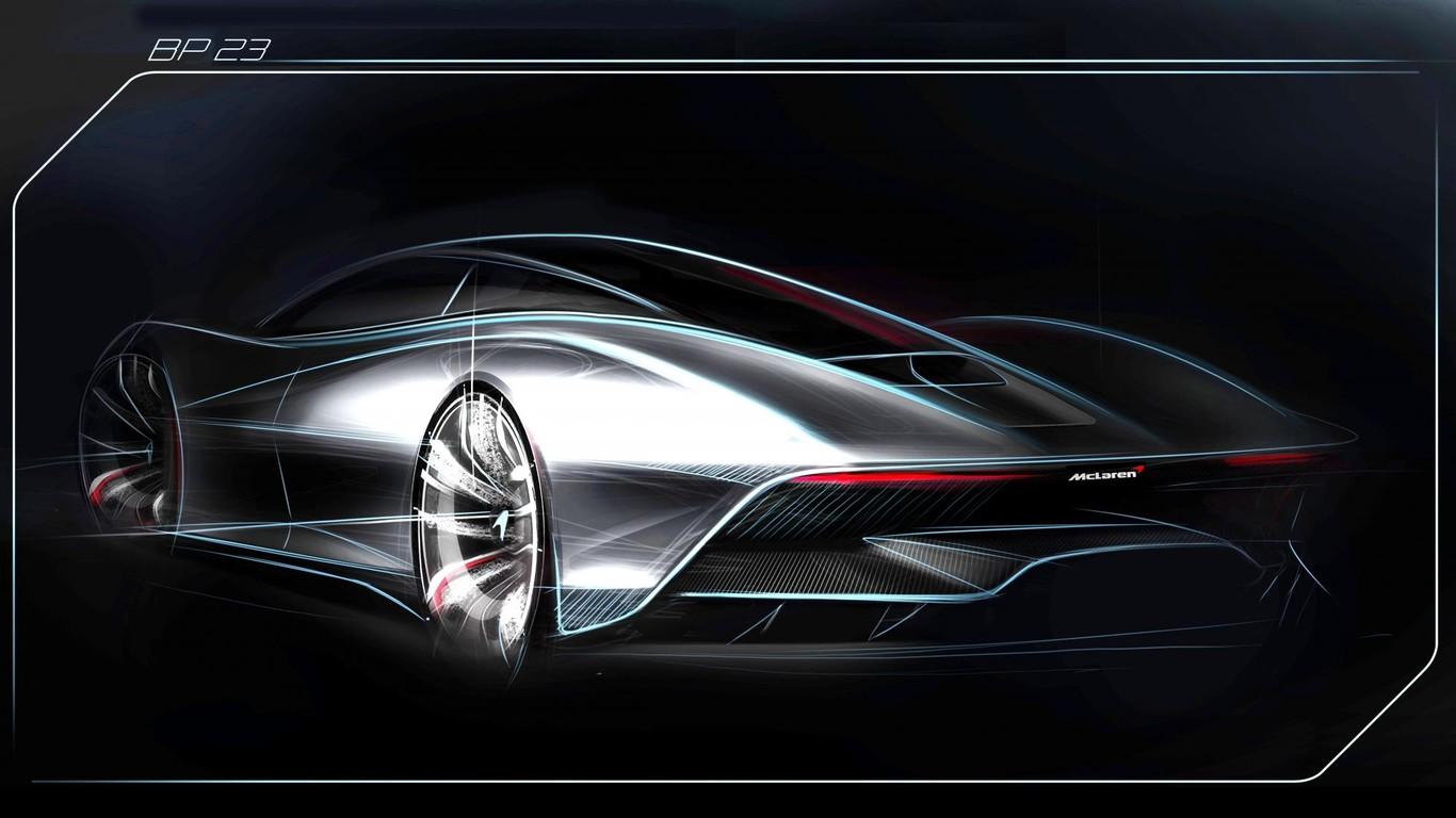 McLaren BP23, llega el McLaren más potente de la historia
