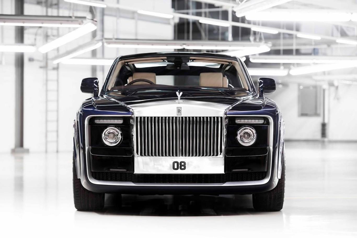 Rolls-Royce Sweptail, el coche más caro del mundo