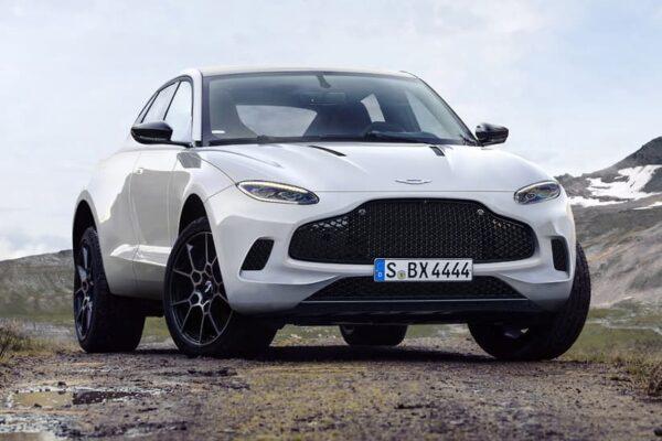 Aston Martin desvela los detalles del DBX