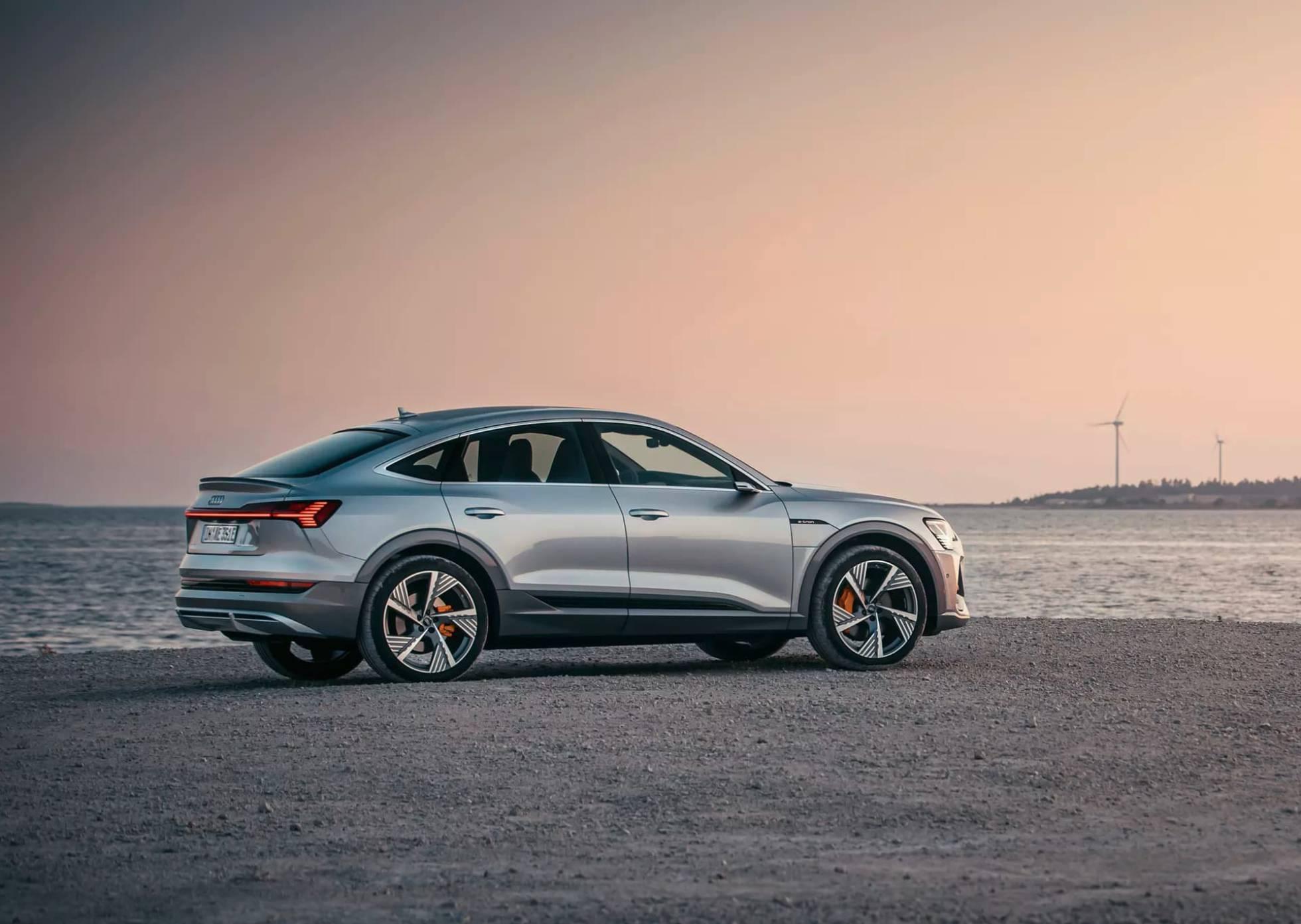 Audi ya tiene su «Tesla killer»