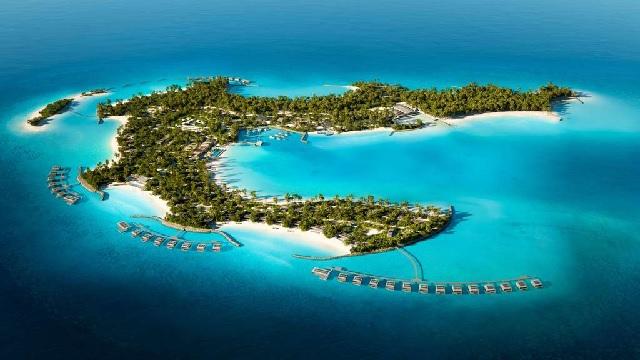El espectacular hotel Ritz-Carlton de las Maldivas