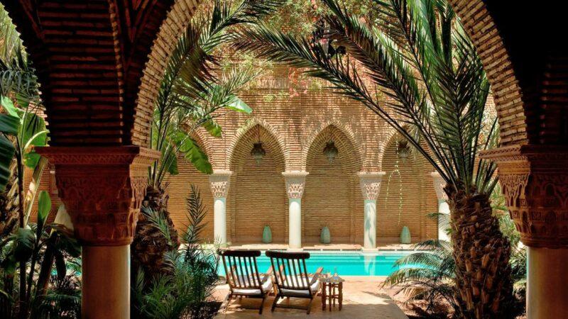 Hotel La Sultana Marrakech; Memorias de África