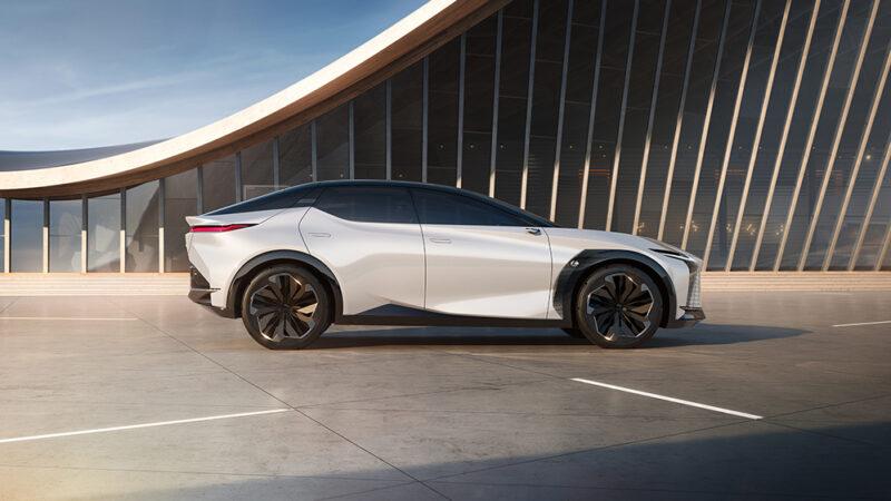 El Lexus LF-Z Concept Car eléctrico pronto recorrerá las calles