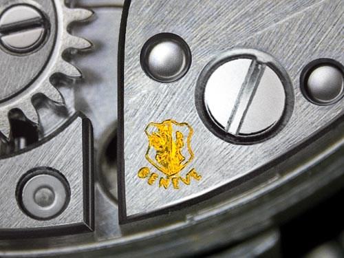 ¿Qué significa el punzón de Ginebra en un reloj?